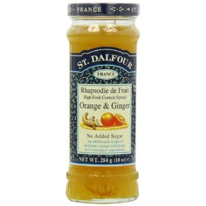 St Dalfour Orange and Ginger (Pack of 6)