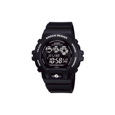 CASIO カシオ 腕時計【g-shock mini】GMN-691-1AJF BLACK [時計]