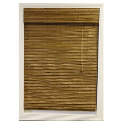 Calyx Interiors竹Roman Shade 44-Inch Width by 74-Inch Height ブラウン A04TBC440740