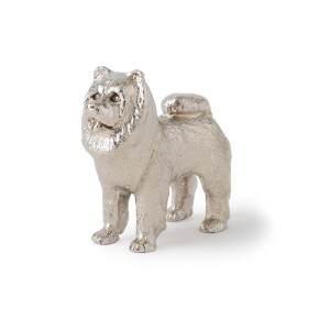 Chow Chow Made in UK Artisticスタイル犬Figurineコレクション