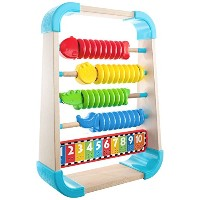 Baby Toys - B Kids - Soft 'n¡¯? Safe Animal Pal Abacus Games Kids New 004818