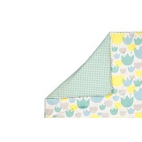 Babyletto Play and Toddler Blanket, Tulip Garden by babyletto [並行輸入品]