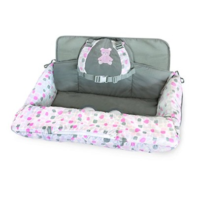 Carter's 2 in 1 Shopping Cart Cover, Pink by Carter's