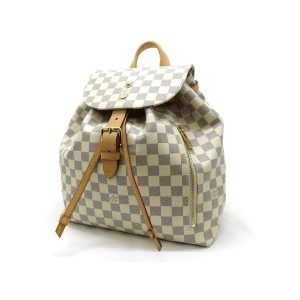 LOUIS VUITTON ルイヴィトン ダミエアズール スペロン バックパック リュックサック N41578