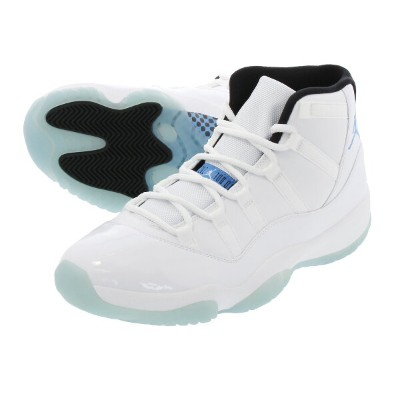 NIKE AIR JORDAN 11 RETRO 【LEGEND BLUE】 ナイキ エア ジョーダン 11 レトロ WHITE/LEGEND BLUE 378037-117