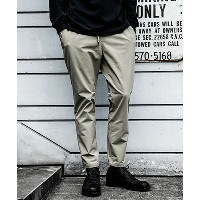 【MROLIVE(ミスターオリーブ)】【予約販売1月中旬~下旬入荷】M-18116-COOL TOUCH 4WAY STRETCH NYLON -TAPERED EASY PANTS...