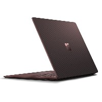 Surface Laptop 背面 保護フィルム カーボン調 本体保護フィルム 後の保護フィルム マイクロソフト サーフェスラップトップ Microsoft マイクロソフト タブレットPC...