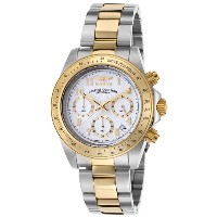 インビクタ 時計 インヴィクタ メンズ 腕時計 Invicta Men's 17026 Speedway Analog Display Japanese Quartz Two Tone Watch