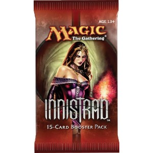 【送料無料】【Magic the Gathering Innistrad Booster Pack】 b005ko8gzw