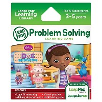 【送料無料】【LeapFrog Explorer Game: Disney Doc McStuffins (for LeapPad and LeapsterGS)】 b00d38ubj6
