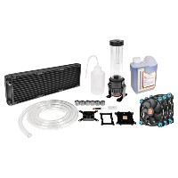 Thermaltake CL-W115-CA12BU-A Pacific R360 D5 Water Cooling Kit Pacific R360ラジエーター同封モデル【少量在庫有り!】