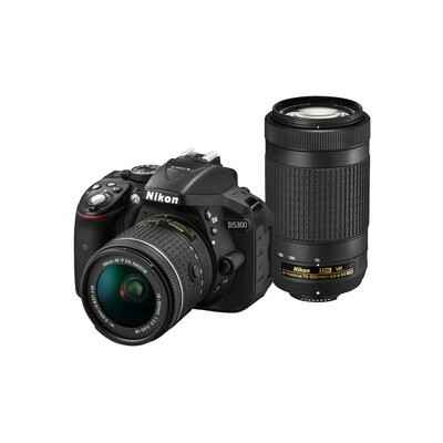 Nikon/ニコン D5300 AF-P ダブルズームキット