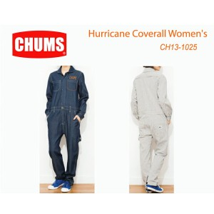 CHUMS チャムス CH13-1025 Hurricane Coverall Women's ハリケーンカバーオール  ※取り寄せ品