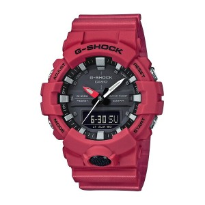 新作 9月発売!!New G-SHOCKFRONT BUTTON MIDSIZE BASICカシオ Gショック CASIO G-SHOCKGA-800-4AJF【送料無料】