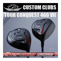 【カスタムクラブ】JUSTICK PROCEED TOUR CONQUEST 460R 7 Driver Shaft:Fujikura SPEEDER EVOLUTION 3ジャスティック...