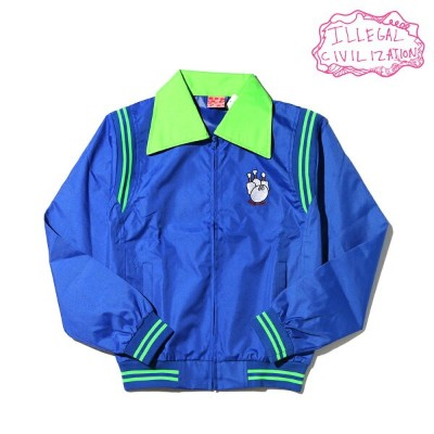 ILLEGAL CIVILIZATION BOWLING ALLEY JKT 【メンズサイズ】【60】【sale0123】【16FA-I】