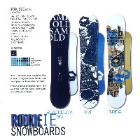 FTWO SNOWBOARDS [ ROOKIE T-RIDE @42120 ] Flat Rocker スノボ スノーボード