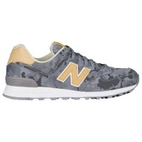 (取寄)ニューバランス メンズ 574 New balance Men's 574 Steel Toasted Coconut