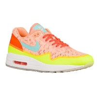 (取寄)ナイキ レディース エアマックス 1 NS スニーカー Nike Women's Air Max 1 NS Peach Cream Hyper Turquoise Total Orange ...
