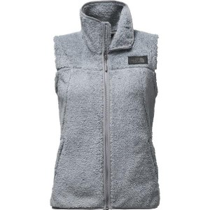 (取寄)ノースフェイス レディース Campshire フリース ベスト The North Face Women Campshire Fleece Vest Mid Grey