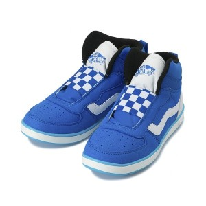 キッズ 【VANS】 ヴァンズ JUMA V2023K GB 17FA BLUE/WHITE