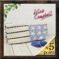 【6,372】【Lilas Campbell】 2WAY CLUTCH BAG AMERICAN (17813800) Lady's □ ※返品不可※