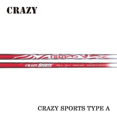 CRAZY クレイジー SPORTS TYPE A