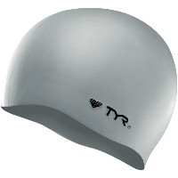 TYR (ティア) WRINCLE FREE SILICONE CAP LCS 1606 スイム スイミング 水泳 キャップ 帽子