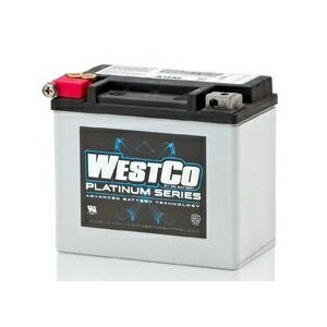 WESTCO(ウエストコ)WCP12 バッテリー(YTX12-BS互換) MKバッテリー