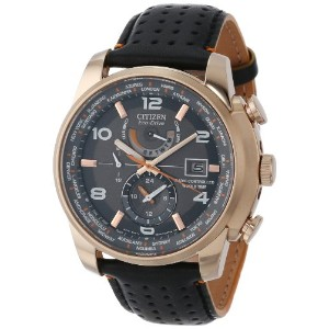 Citizen シチズン メンズ腕時計 Men's AT9013-03H Stainless Steel Eco-Drive Watch