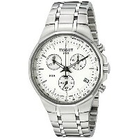 ティソ Tissot 腕時計 メンズ 時計 Tissot Men's T0774171103100 Analog Display Quartz Silver Watch