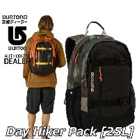 2016 BURTON バートン リュック 【 DAY HIKER 】 【 25L 】 Day Hikers バックパック 日本正規品 【あす楽_年中無休】【返品種別SALE】