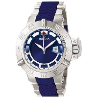 インビクタ 時計 インヴィクタ メンズ 腕時計 Invicta Men's 6506 Subaqua Noma III Collection GMT Stainless Steel Watch
