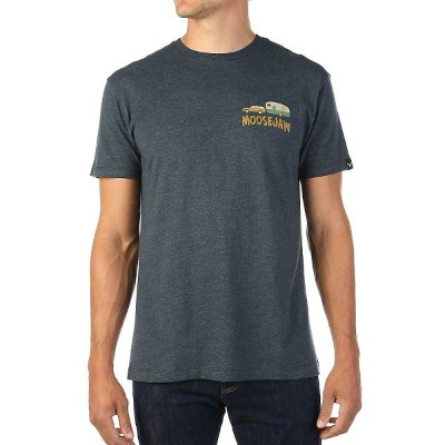 ムースジョー メンズ トップス Tシャツ【Moosejaw King of the Road Vintage Regs SS Tee】Midnight