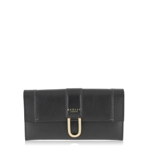 ラドリー レディース 財布【Primrose Hill Large Flapover Matinee Purse】black