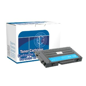 Dataproducts DPCCLP510C Compatible ハイ Yield Toner Cartridge リプレイスメント for サムスン CLP-510D2C/CLP-510D5C (Cyan) (海外取寄せ品)