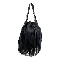 Fringed Conceal and Carry Drawstring ハンドバッグ 『海外取寄せ品』