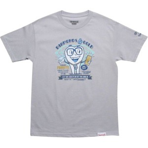 ダイヤモンドサプライ Diamond Supply Co トップス Tシャツ【Diamond Supply Co x Gold Diamonds And Gold Tee 】