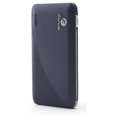 10000mAh Ultra スリム USB Power Bank Portable バッテリー Charger ビルトイン ケーブル for AT&T Kyocera DuraForce XD -...