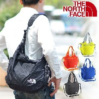 【15%OFFセール】ザ・ノースフェイス THE NORTH FACE!2wayトートバッグ 【PACK ACCESSORIES/パックアクセサリーズ】 [FLYWEIGHT TOTE]...