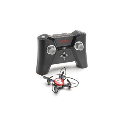 Kyosho QuattroX ミニ RC クワッド Copter, レッド 「汎用品」(海外取寄せ品)