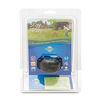 PetSafe - PIF00-14288 アディショナル 防水 and Rechargeable ショック Collar for Stay + プレイ Wireless Fence 「汎用品」...