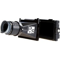 Ikan D5W-PS-C D5W フィールド モニター with PS ファインダー for Canon DV 900 バッテリー (Black) 「汎用品」(海外取寄せ品)
