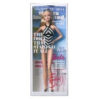 バービー Barbie Sports Illustrated Swimsuit Issue 2014 Collector's Edition Doll