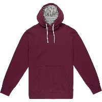 P.A.C. メンズ トップス パーカー【Camp Pullover Hoodies】Burgandy