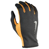 ナイキ メンズ ランニング・ウォーキング グローブ【Nike Lightweight Rally 2.0 Run Gloves】Anthracite/Laser Orange/Silver