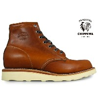 チペワ CHIPPEWA 1901M17 TAN RENAGADE Dwidth Plane Toe Wedge Boots ワークブーツ 【送料無料】