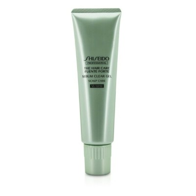 ShiseidoThe Hair Care Fuente Forte Sebum Clear Gel - # Warm (Scalp Pre-Cleaner)資生堂フェンテフォルテ...
