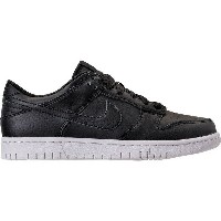 ナイキ メンズ スニーカー シューズ Men's Nike Dunk Low Casual Shoes Black/White