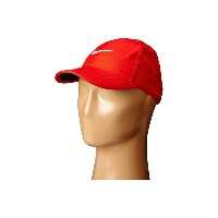 ナイキ レディース 帽子 アクセサリー Featherlight Cap University Red/Black/University Red/White
